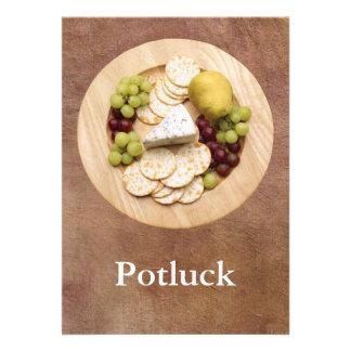 Potluck Personalized Invites