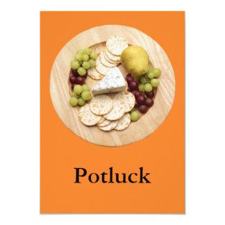 Potluck Invite