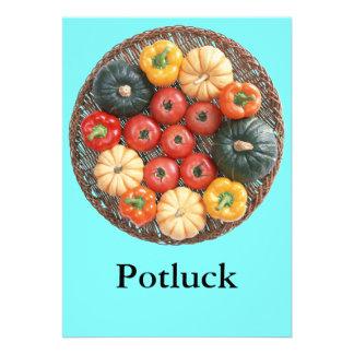 Potluck Invites