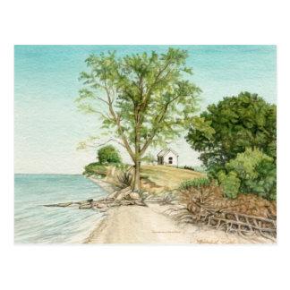 Potomac River Postcard