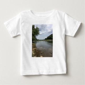 Potomac River through Harpers Ferry, WVA Baby T-Shirt