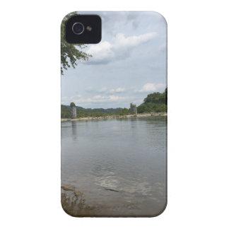 Potomac River through Harpers Ferry, WVA iPhone 4 Case-Mate Case
