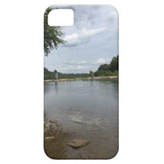 Potomac River through Harpers Ferry, WVA iPhone 5 Cover