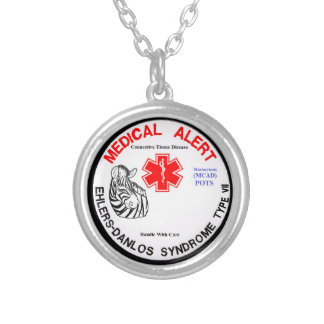 POTS d'EDS 7 MCAD avec le collier vigilant médical