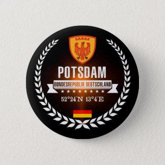 Potsdam 2 Inch Round Button