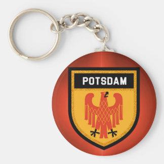 Potsdam Flag Keychain