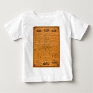 Potsdam New York 1853 Baby T-Shirt