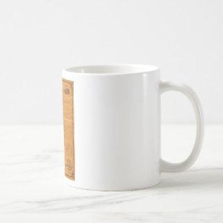 Potsdam New York 1853 Coffee Mug