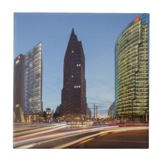 Potsdamer Platz in Berlin Tile