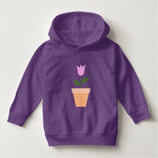 Potted Tulip Hoodie