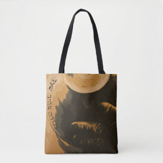 """Potter"" All-Over-Print Tote Bag"
