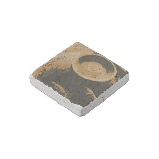 """Potter"" Natural Stone Magnet"