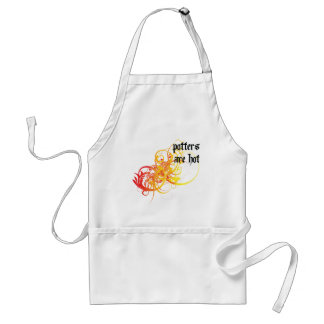Potters Are Hot Standard Apron