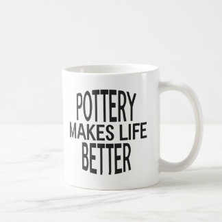 Pottery Better Mug - Assorted Colors & Sizes