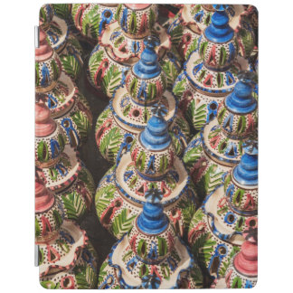 Pottery For Sale At Market iPad Cover