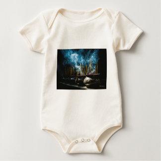 Pottery Incense Baby Bodysuit