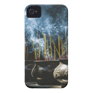 Pottery Incense iPhone 4 Case-Mate Case