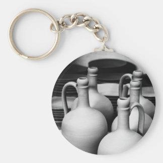 Pottery Keychain