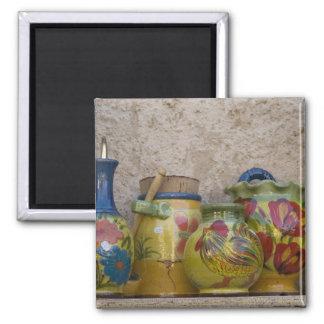 Pottery, Moustiers-Sainte-Marie, Provence, Fridge Magnets