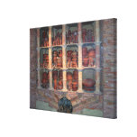 Pottery oven from Graufesenque, c.150 BC (photo) Canvas Print