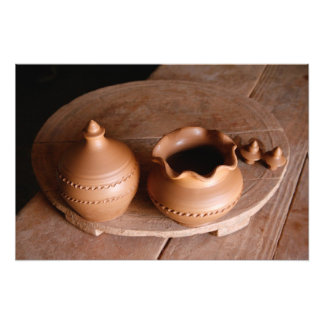 Pottery Art Photo