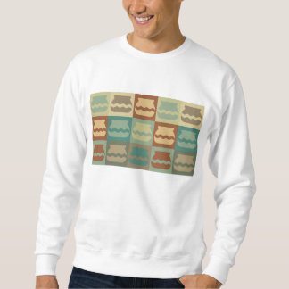 Pottery Pop Art Sweatshirt
