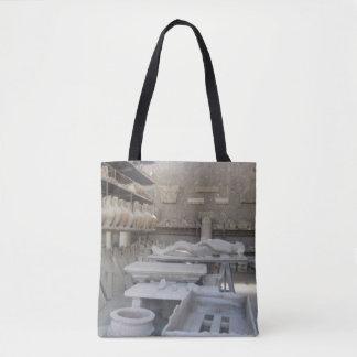 Pottery Room In Pompeii Tote Bag