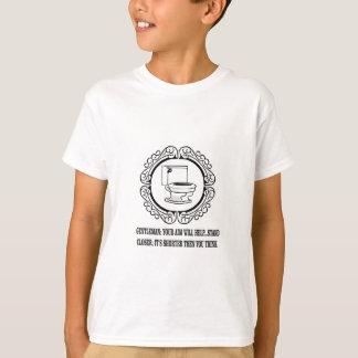 potty joke male parts T-Shirt