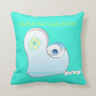 Potty Training Poop~A~Doo Pillow