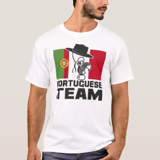 POTUGUESE TEAM 2 T-Shirt