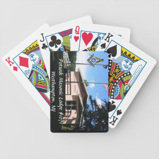 Potunk Lodge Playing cards