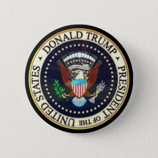 POTUS  Donald J. Trump 2 Inch Round Button