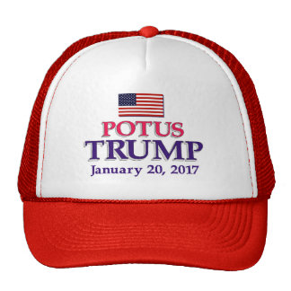 POTUS Trump Trucker Hat