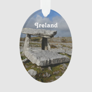 Poulnabrone Tomb Ornament