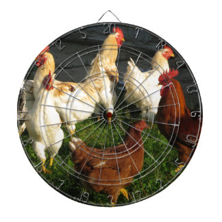 Poultry Dartboard