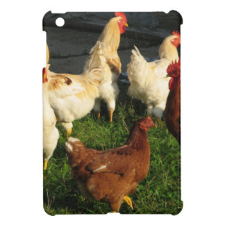 Poultry iPad Mini Cover
