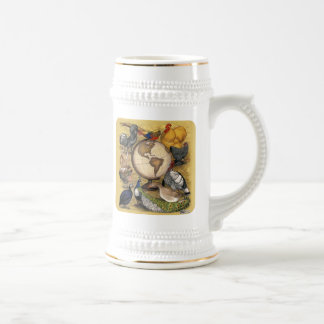 Poultry of the World Coffee Mug