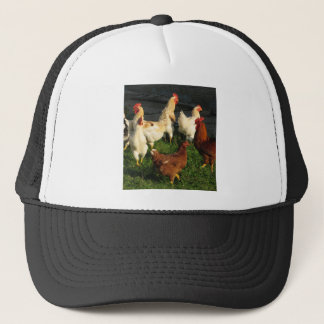 Poultry Trucker Hat