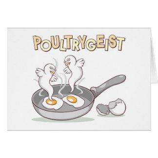 Poultrygeist Card