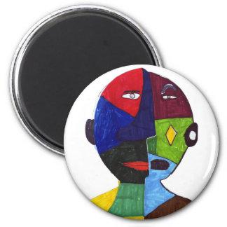 Pound-Max F 2 Inch Round Magnet