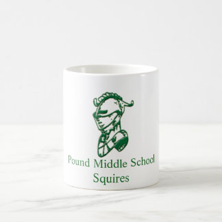 Pound Middle School Mug