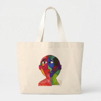 Pound-Satomi K Large Tote Bag