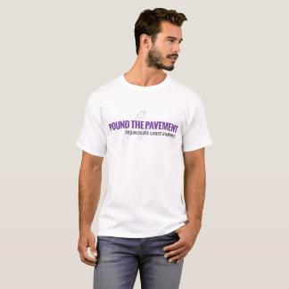 Pound The Pavement Basic Men's T T-Shirt