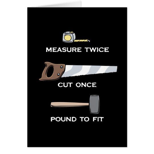 Pound To Fit Card