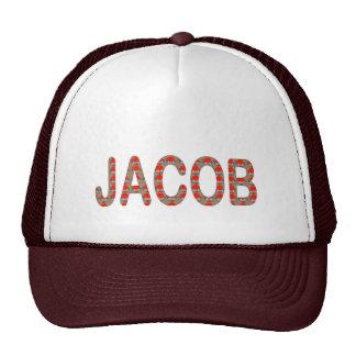 Pour JACOB Name  artist NavinJOSHI artistique GIFT Trucker Hat