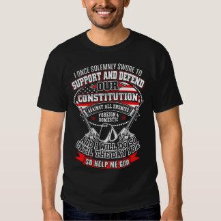 Pour le jour des anciens combattants tee-shirts