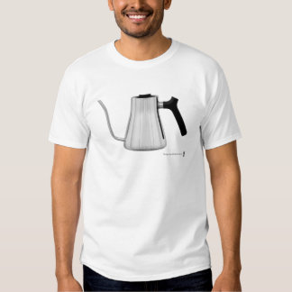 Pour Over Coffee Kettle (Style 2) T-Shirt