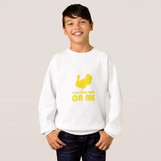 Pour Some Gravy On Me Turkey Thanksgiving Funny Sweatshirt