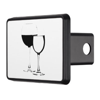 """****POUR THAT WINE****  HITCH COVER 2"""" RECEIVER"""