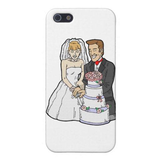 Pour votre mariage coques iPhone 5